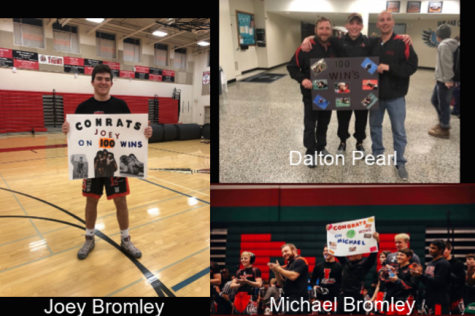 #Lancersoftheweek: Pearl and Bromley brothers break 100th win milestone