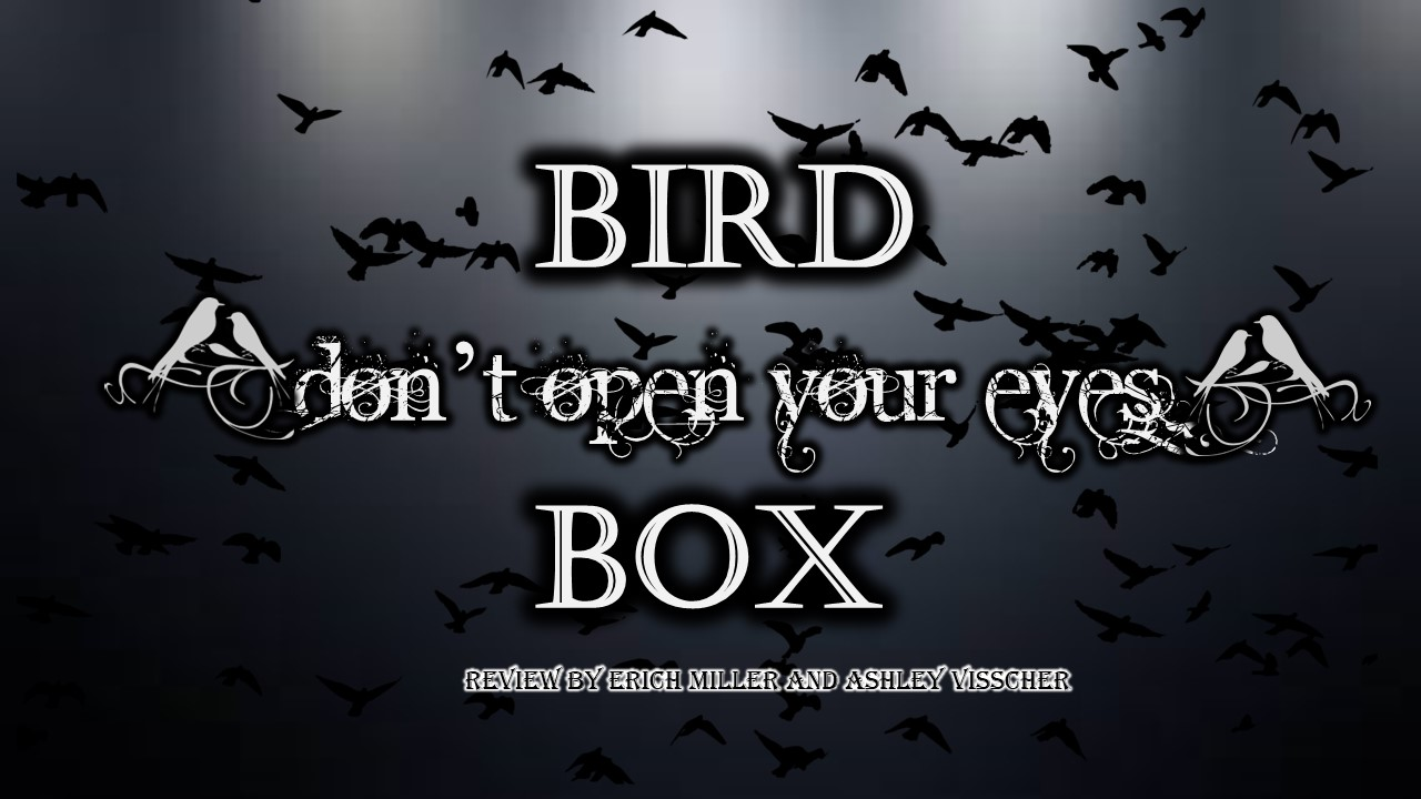 dont open your eyes as the birds see for you