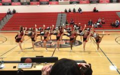 Pom and Dance rocks halftime at Tuscarora game: Photo of the Day 1/9/18