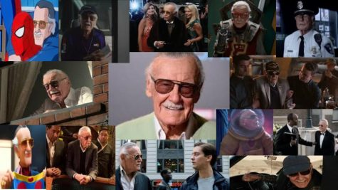 A college of Stan Lee's greatest cameos.