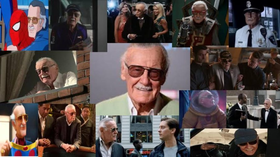A+college+of+Stan+Lee%27s+greatest+cameos.