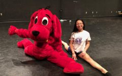 NEHS brings Clifford to high school