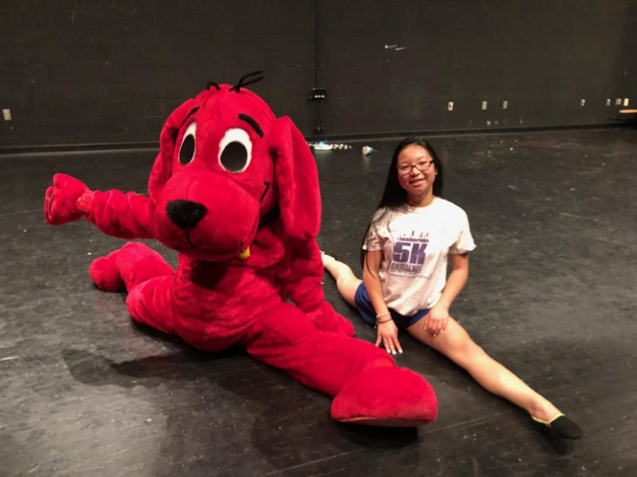 Clifford gave students a way to combine their love for reading with their love for the big red dog.