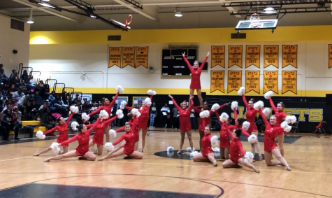 Pom and Dance takes home gold at Gwynn Park competition: Photo of the Day 3/7/19