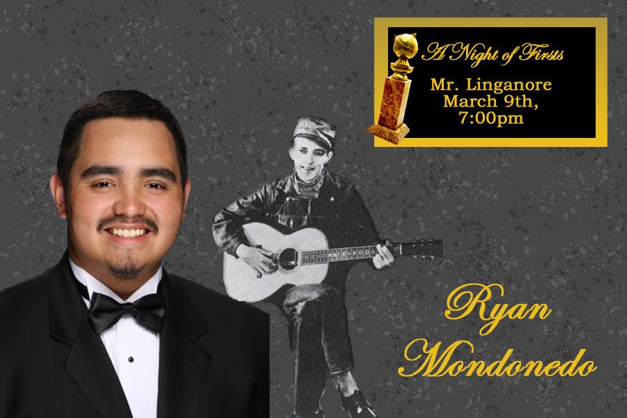 Ryan Mondonedo takes in the role as The Father of Country Music