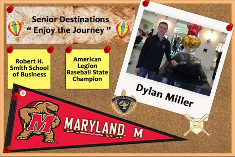 Senior Destinations 2019: Dylan Miller gets down to business at the University of Maryland