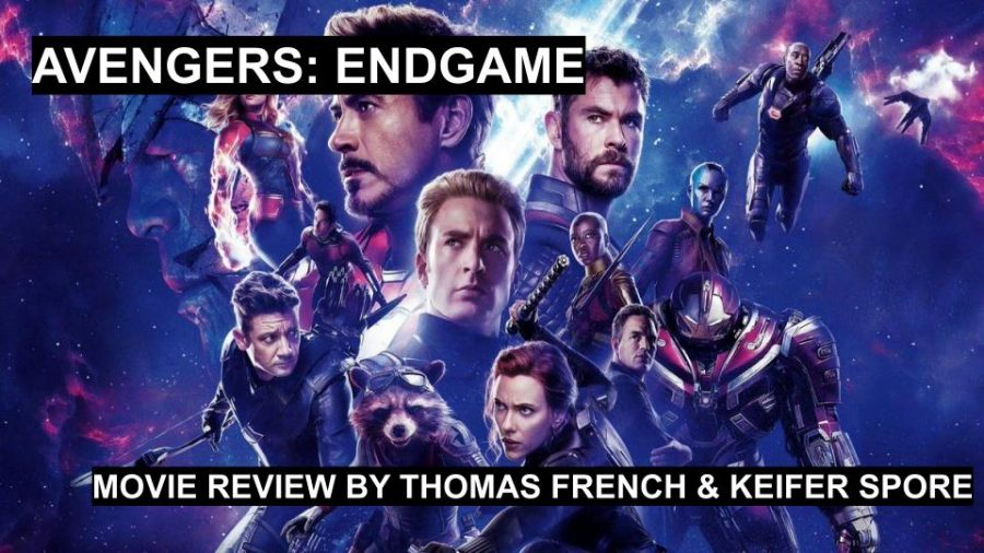 Movie Review: Avengers Endgame rocks theaters and audiences – The Lance
