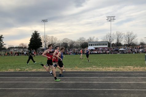 Boys track and field places second, aggravated by the heat: Photo of the Day 3/31/19