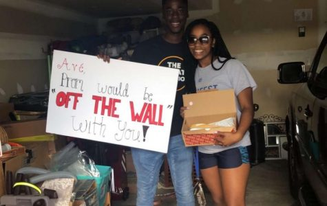 Promposal Pandemonium: If the Shoe fits? … Ask her to Prom