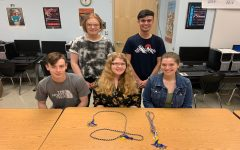 Senior Countdown 2019: NEHS officers plan their future ac'cord'ingly with 21 days left