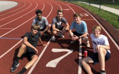 Senior Countdown 2019: Seniors on the boys track team run through their final 7 days