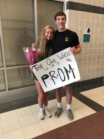 Promposal Pandemonium: I'll be there for you… at Prom