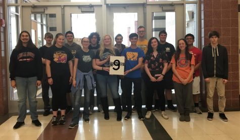 Senior Countdown 2019: Band seniors make music for 9 more days