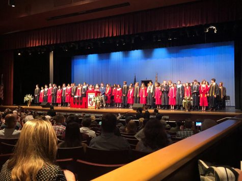 Seniors acknowledged for accomplishments at Senior Salute: Photo of the Day 6/1/19