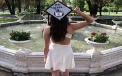 Express yourself by decorating a graduation cap