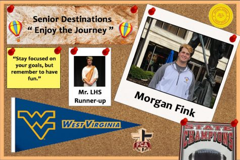 Senior Destinations 2019: Morgan Fink thanks Poffinberger for sport medicine inspiration