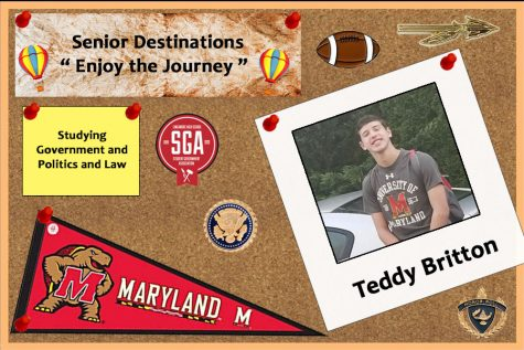 Senior Destinations 2019: Teddy Britton continues his journey at the University of Maryland