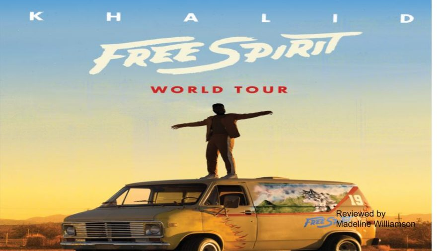 Khalid%27s+%22Free+Spirit%22+album+cover.+