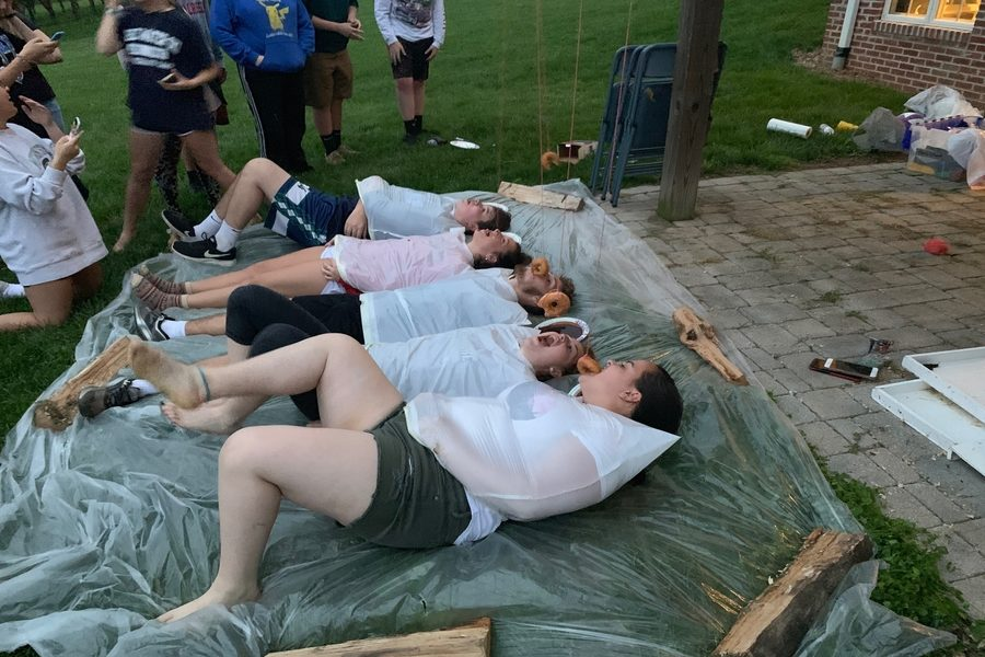 Linganore Young Life hosts Donut Olympics: Photo of the Day 5/13/19