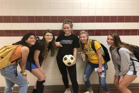 Senior Countdown 2019: Girls soccer pushes forward for their last 12 days