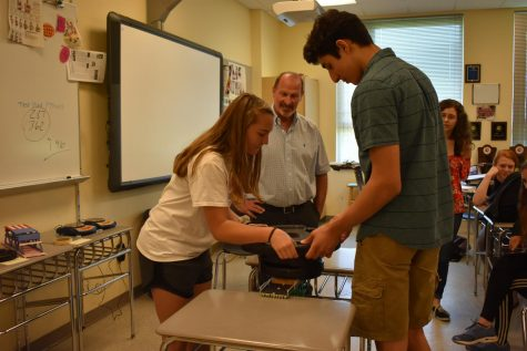 "Barbagallo, Eklund and Kullgren appear in ""It's Academic"" competition: Photo of the Day 5/8/19"