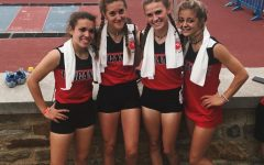Freshman runners propel girl's track and field team to place 7th in the Maryland 3A State Championship