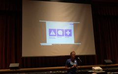 Guest speaker from AFSP discusses suicide prevention