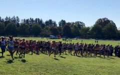 Perrone and Kullgren shine in first cross country race: Photo of the Day 9/8/19