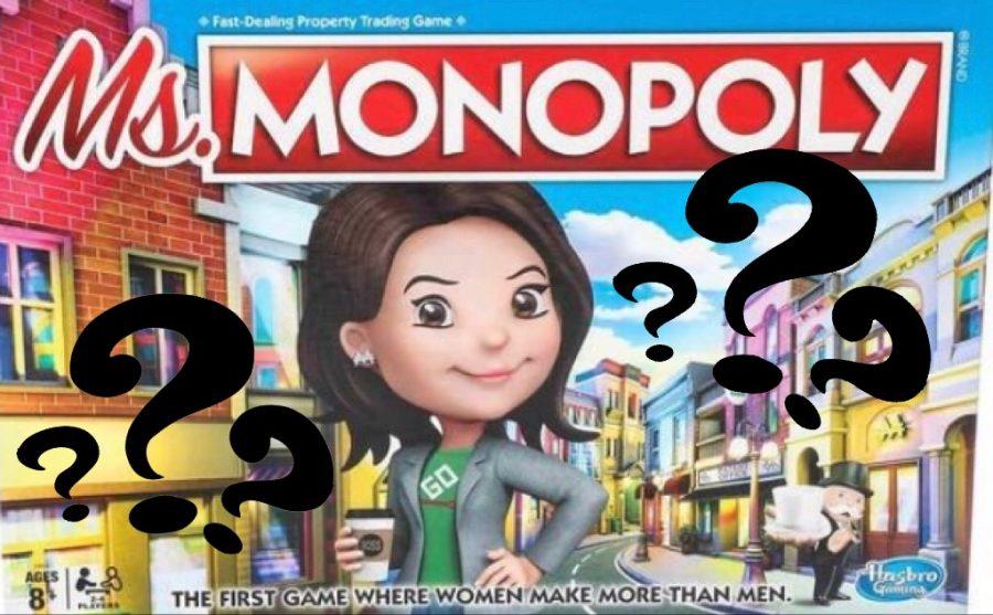 Ms. Monopoly Creates Controversy