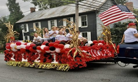 No place like home: New Market parade features themed floats and more