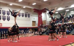 Battle on deadmat: Linganore cheer's path to 12 county wins
