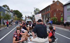Bigger and better: Short homecoming parade needs improvement