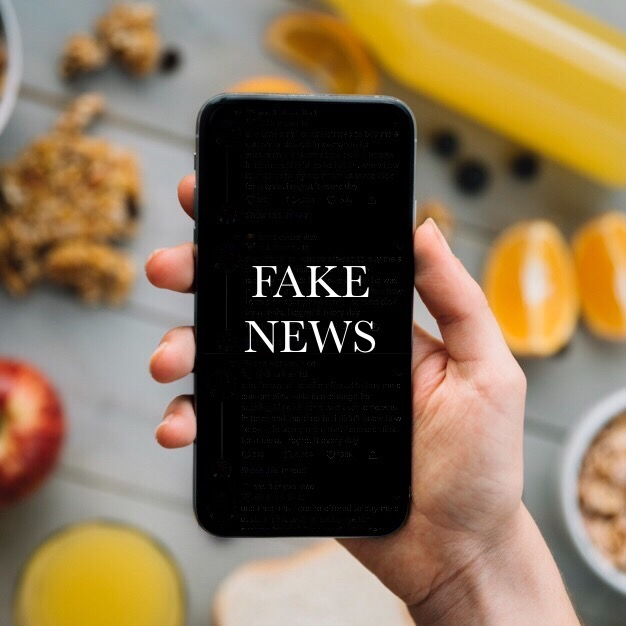 Fake News is all you can see when going on social media.