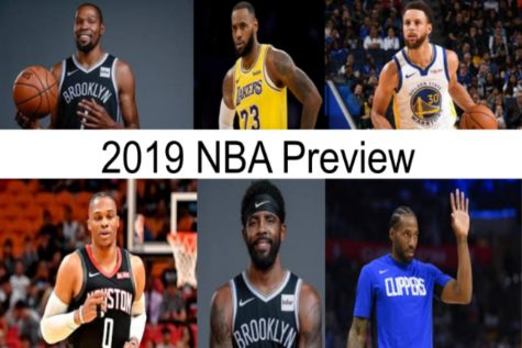 Palacios predicts the 2019-2020 NBA season winners