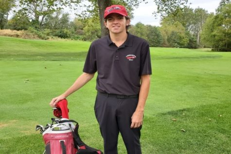 Vince Booth swings his way to states