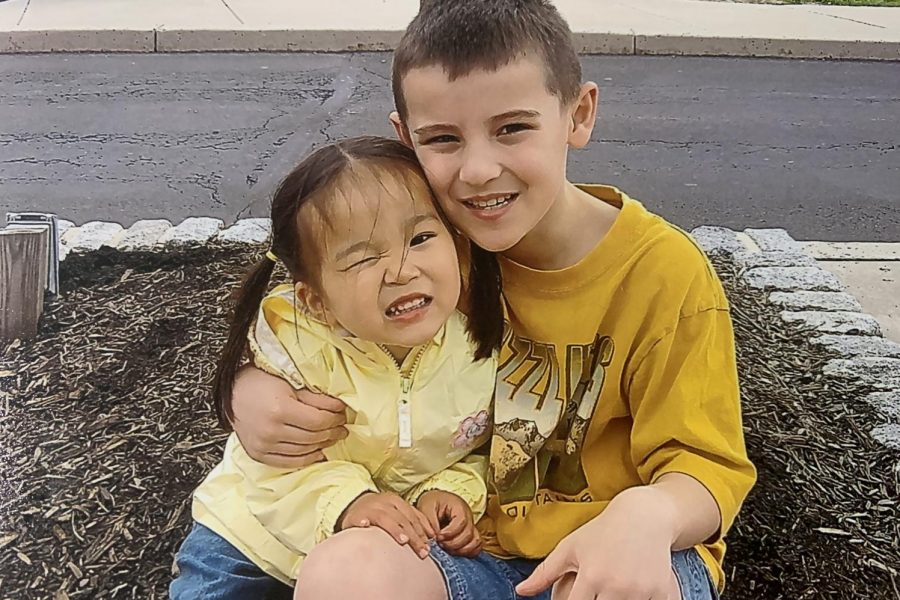 National Adoption Month 2019: Ethan Hart and his adopted sister Lilly discuss her heritage and upbringing