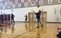 Schwartzbeck's volleyball service project serves up competition