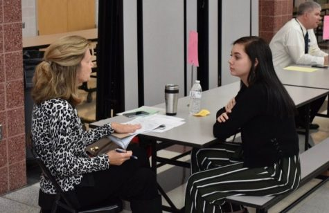 Mock Trial team defeats Tuscarora in court case: Photo of the Day 2/11/16