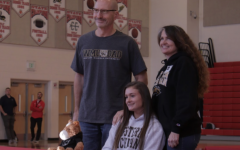 #NationalSigningDay2019: Sarah Moravansky signs to Western Michigan to continue her gymnastics career
