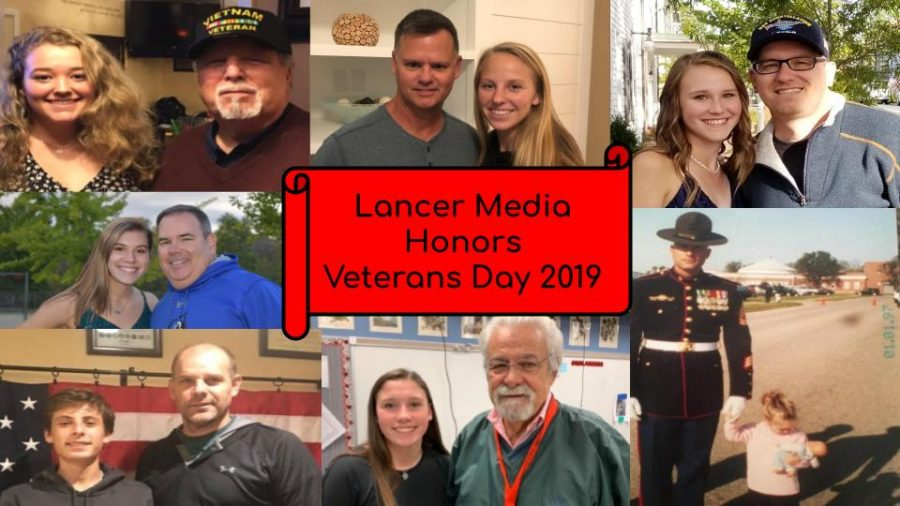 Lancer Media honors Veterans Day 2019