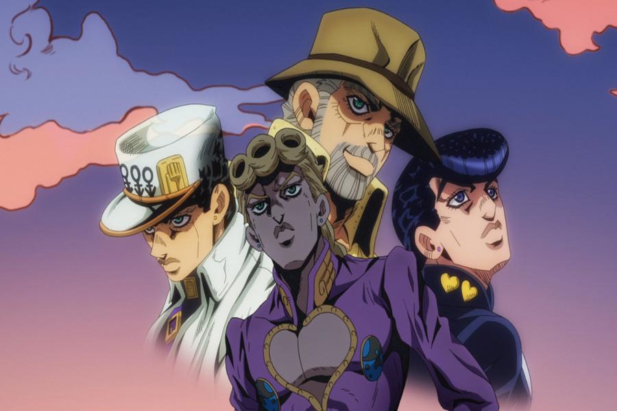 JoJo's Bizarre Adventure: Vento Aureo is best anime of the year