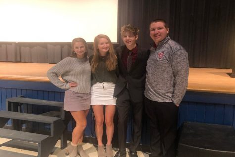 Linganore FFA puts on the program for annual Friendship Dinner: Photo of the Day 4/16/18