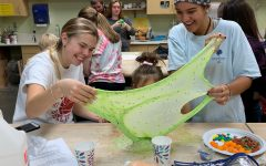 NAHS gets messy with 2nd annual Slime Night: Photo of the day 12/9/19