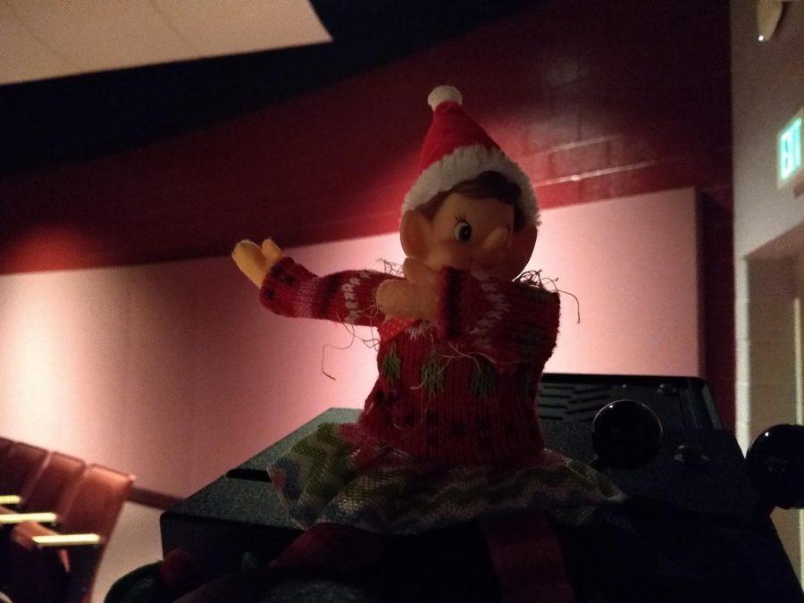 12/19/19: Where did Elfie take the Selfie?