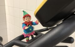 12/9/19: Where did Elfie take the sefie?