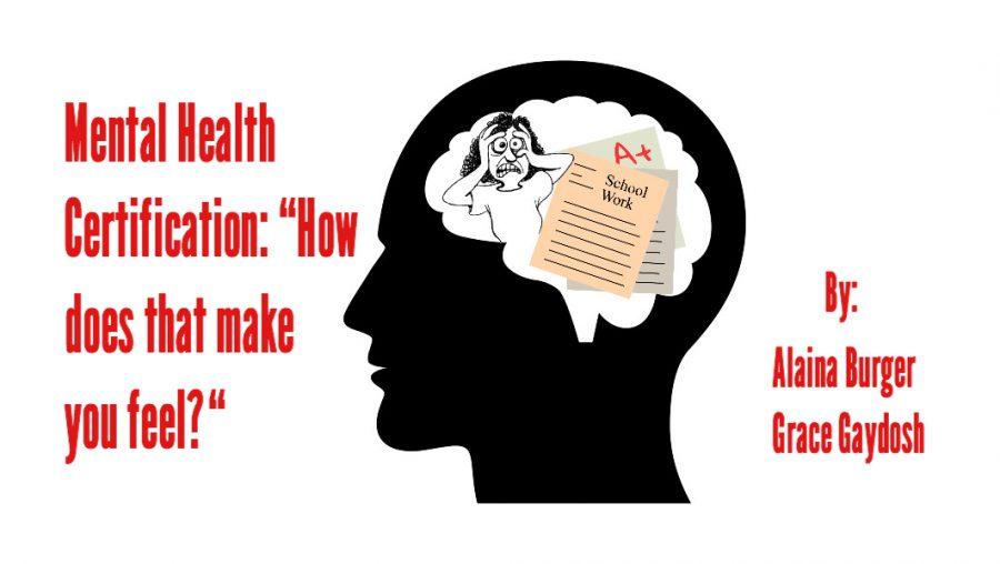 Mental health certification: