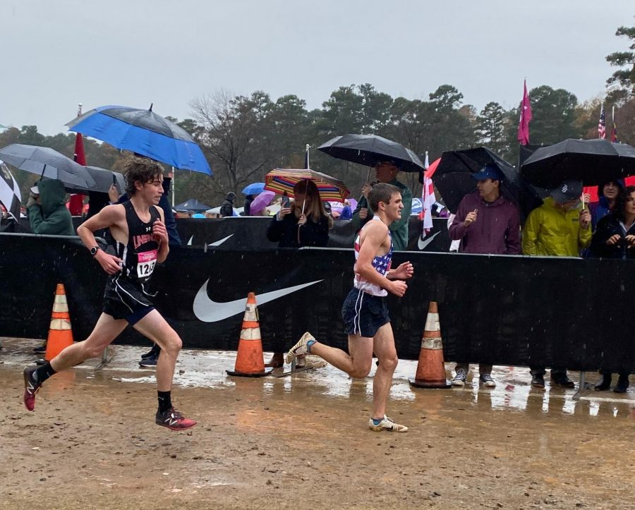 Carson Buck Competes at Nike Southeast Regionals