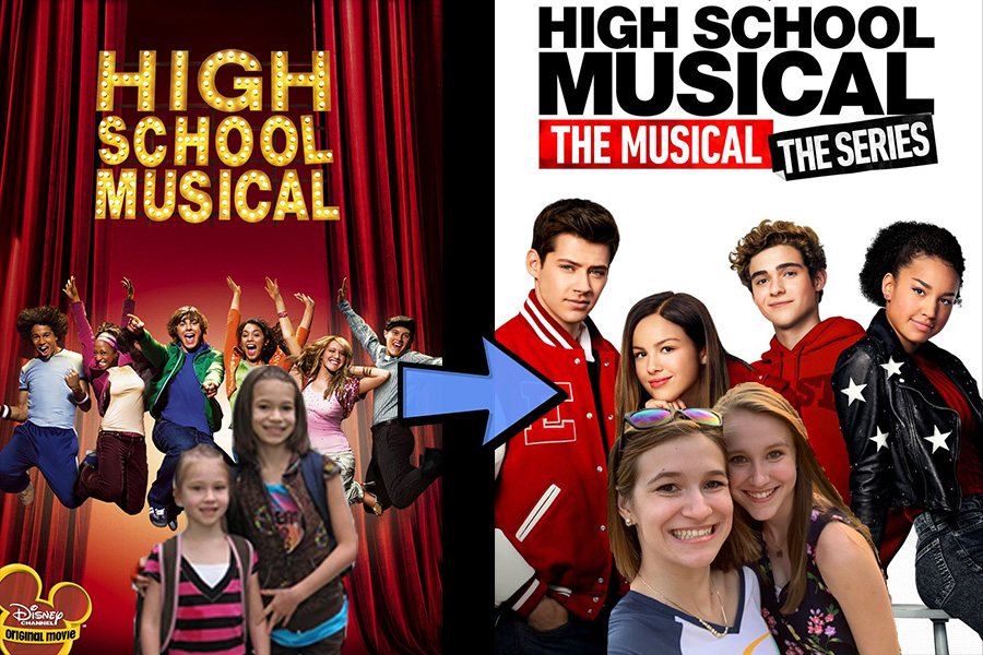 When my sister and I were younger we were obsessed with High School Musical. Now Disney+ is attempting to revive the series with a spin off show.