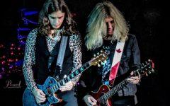 Nicholas Paré rocks and rolls at final Linganore concert