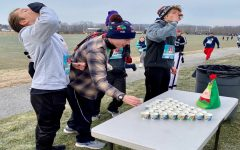 In Quentin's memory, the community runs for LLS at the Egg Nog Jog: Photo of the Day 12/23/19